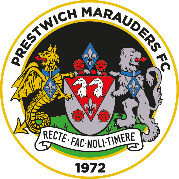 Prestwich Mauraders Badge